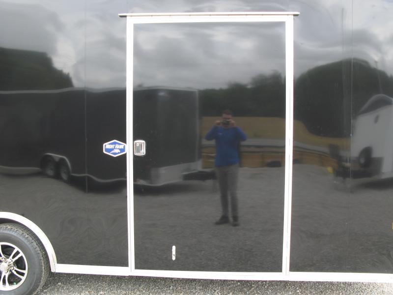 2022 American Hauler Night Hawk 8.5x20 Enclosed Cargo Trailer