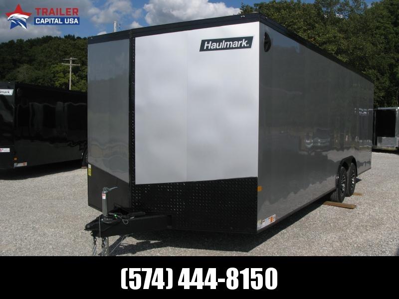 2022 Haulmark Transport 8.5x24 Phantom Package Car / Racing Trailer
