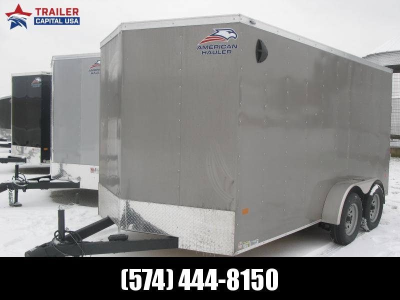 2021 American Hauler Arrow 7x14 Basic Enclosed Cargo Trailer