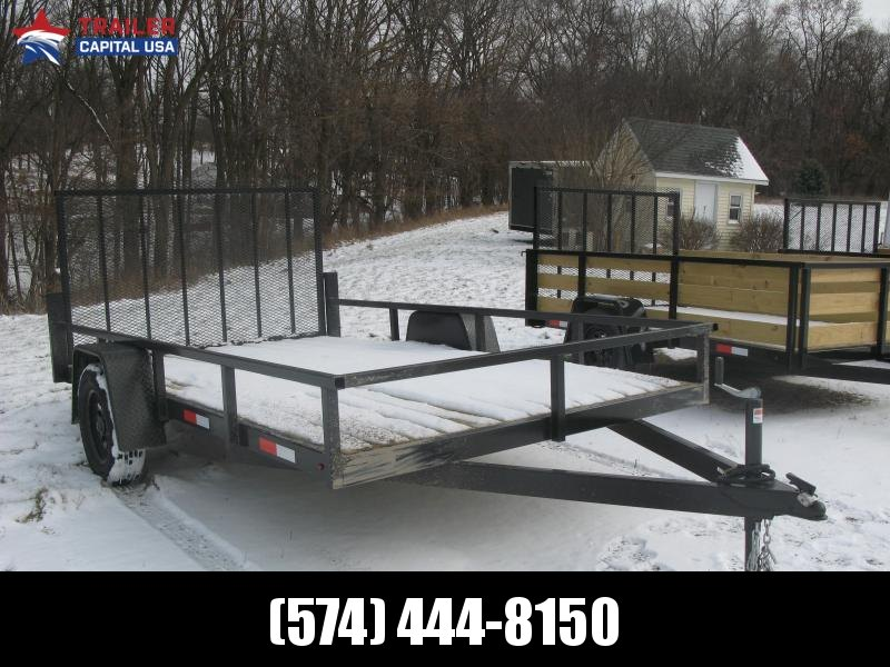 2021 Other 7x12 Low Side Utility Trailer