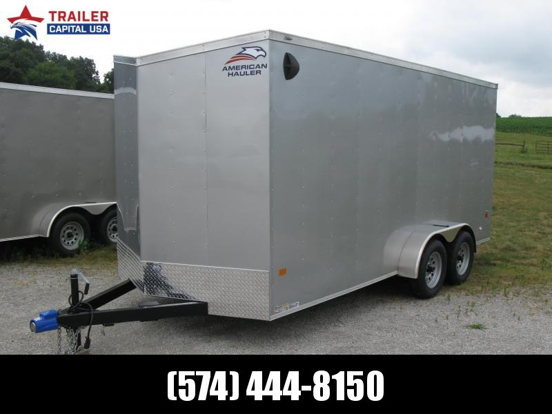 2021 American Hauler Arrow 7x16 Deluxe 7ft Interior Height Enclosed Cargo Trailer