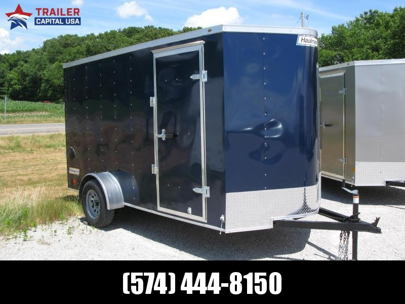 "2020 Haulmark PassPort 6x12 Deluxe 6'6'"" Enclosed Cargo Trailer"