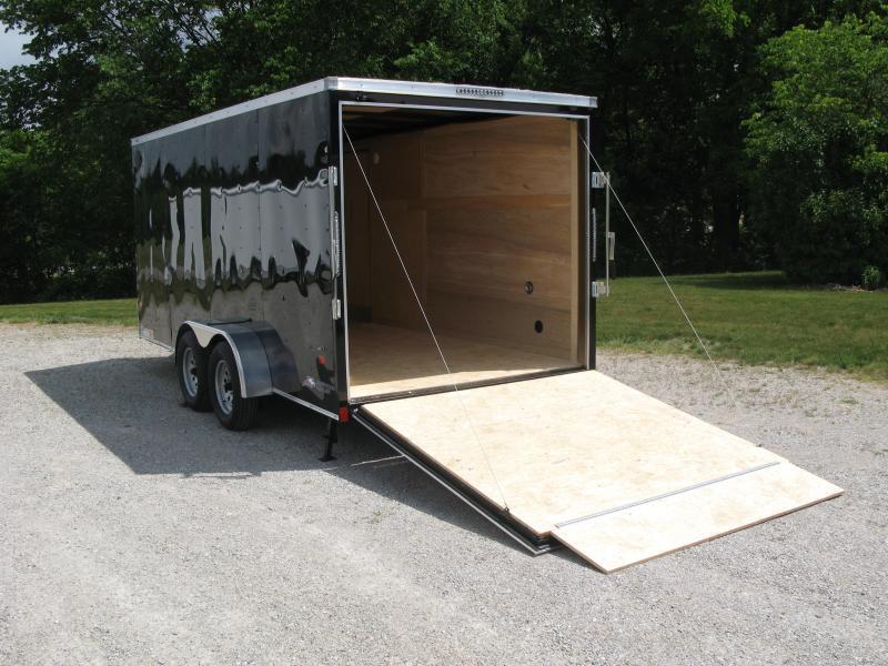 2021 American Hauler Arrow 7x16 Basic Enclosed Cargo Trailer