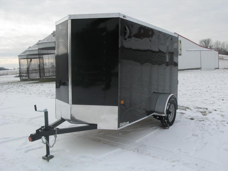 2021 American Hauler Arrow 5x8 Deluxe 6' Interior Height Enclosed Cargo Trailer