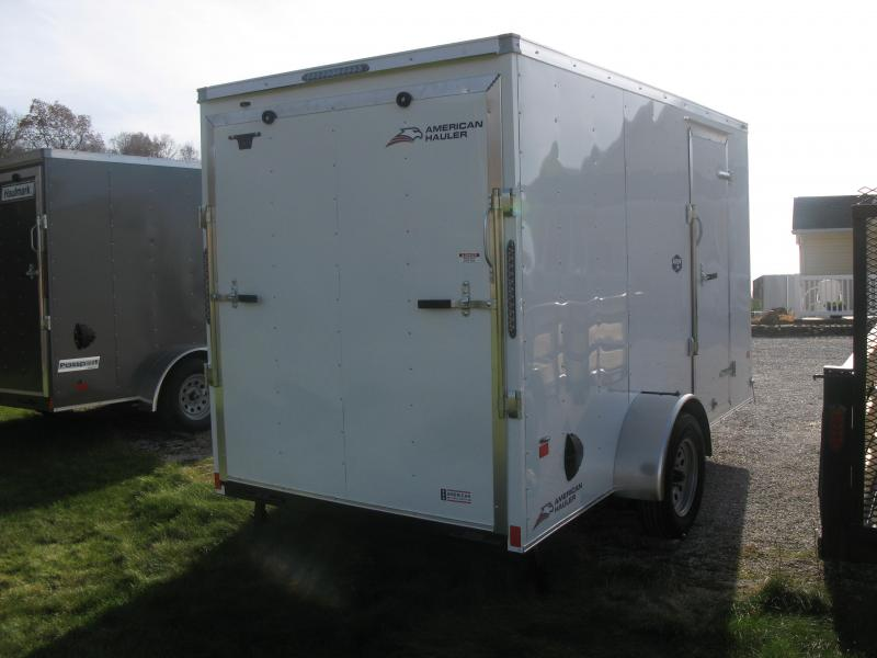 "2021 American Hauler Arrow 6x12 Basic 6'6"" Enclosed Cargo Trailer"