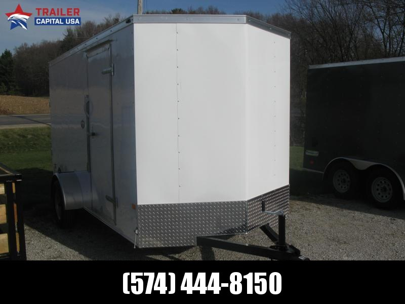 2021 American Hauler Arrow 6x12 Enclosed Cargo Trailer