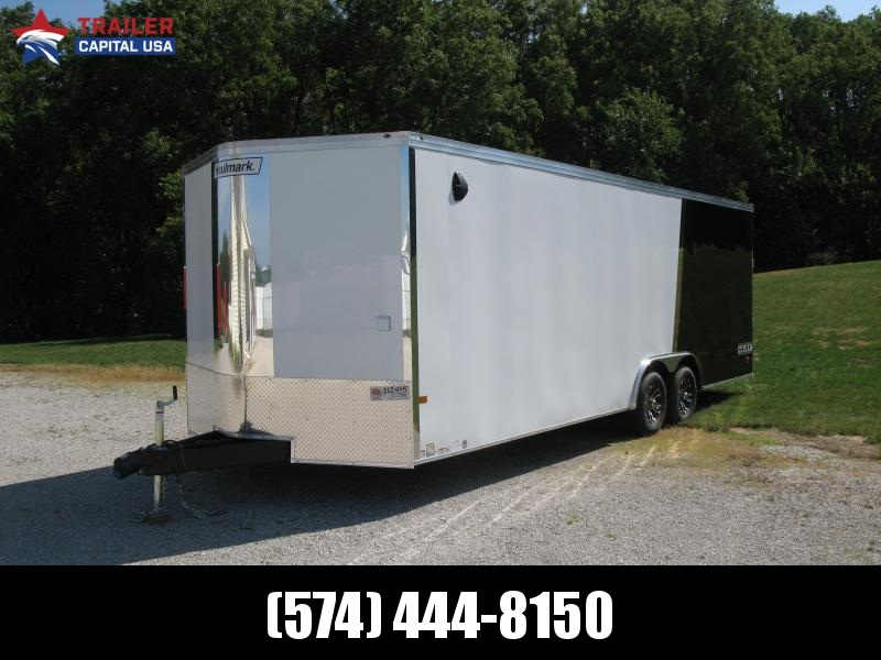 2021 Haulmark HEAT 8.5 x 24 7' Interior Height Car / Racing Trailer