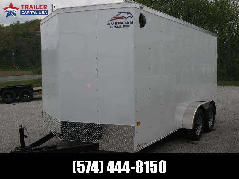 2021 American Hauler Arrow 7x14 Enclosed Cargo Trailer