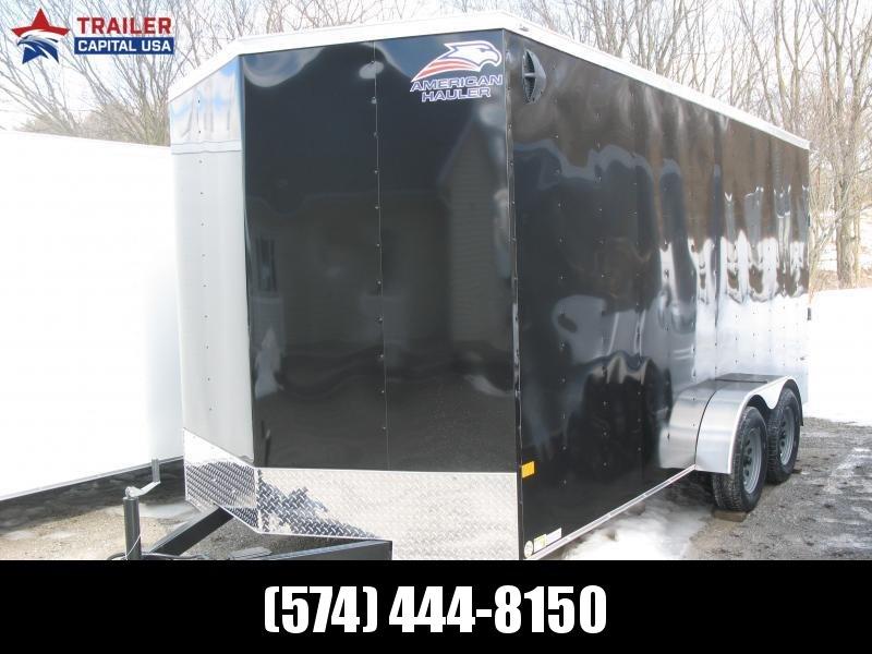 2021 American Hauler Arrow 7x16 Deluxe Enclosed Cargo Trailer