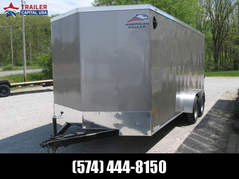 2021 American Hauler Arrow 7x16 Enclosed Cargo Trailer