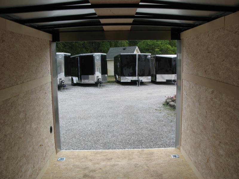 2022 Wells Cargo FastTrac 7x14 Deluxe Enclosed Cargo Trailer