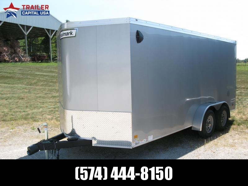 "2020 Haulmark Transport 7x16 - 6'6"" Interior Height Enclosed Cargo Trailer"