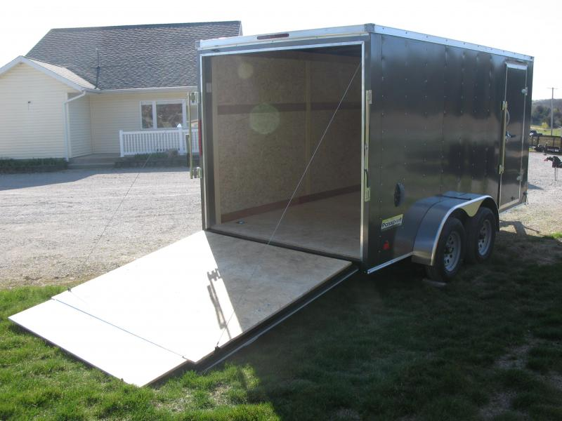 2021 Haulmark PassPort 7x14 Deluxe Enclosed Cargo Trailer
