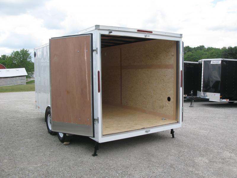 2021 Haulmark Passport 7x16 Deluxe Enclosed Cargo Trailer