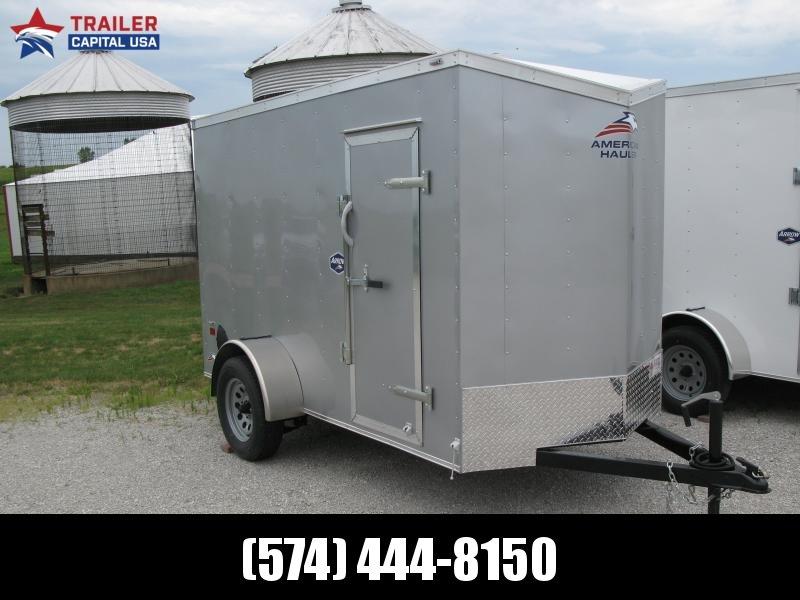 2021 American Hauler Arrow 5x10 Deluxe 6' Interior Height Enclosed Cargo Trailer