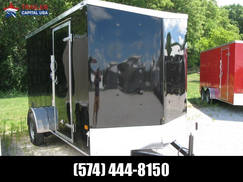 """2021 American Hauler AR 6x12 Basic 6'6"""" Interior Height Enclosed Cargo Trailer"""