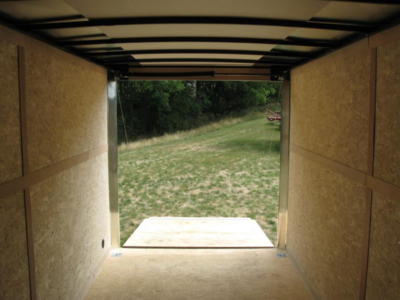2021 American Hauler Arrow 7x16 Deluxe 7' Interior Height Enclosed Cargo Trailer