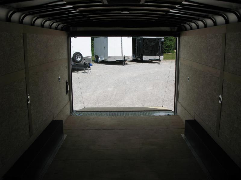 2021 Wells Cargo Wagon HD 8.5x20 Landscape Cargo Trailer