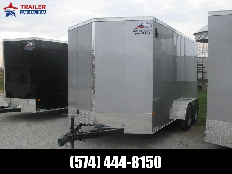 2021 American Hauler Arrow 7x14 Deluxe - 7' Interior Height Enclosed Cargo Trailer