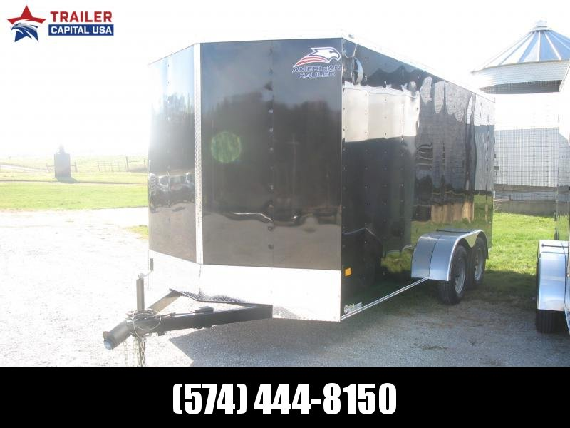 2021 American Hauler Arrow 7x16 Deluxe 7' Interior Height Enclosed Cargo Trailer
