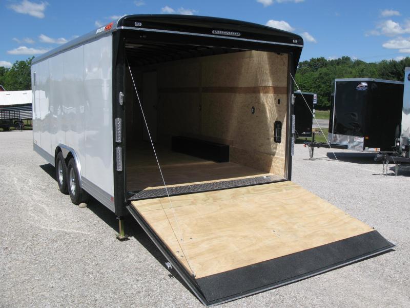 2021 Wells Cargo Wagon HD 8.5x20 Enclosed Landscape Trailer