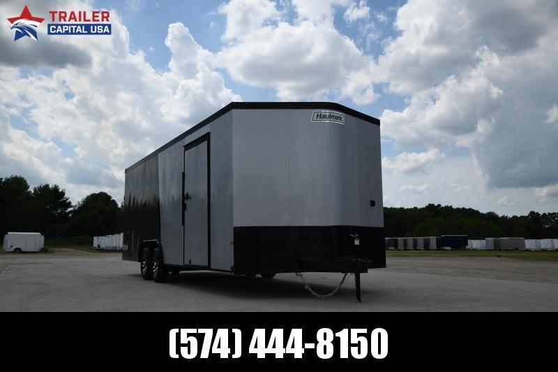 "2020 Haulmark 8.5 x 24 HEAT Car / Racing Trailer (7'0"" Interior)"