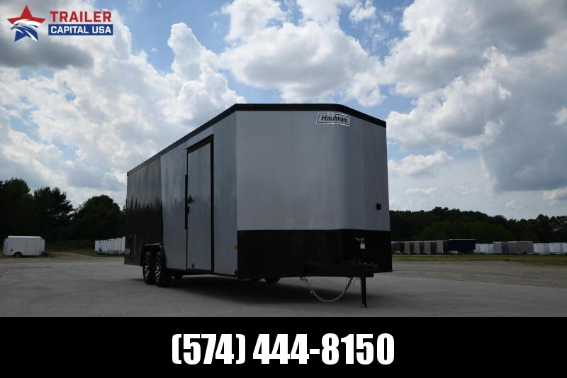 "2020 Haulmark 8.5 x 24 HEAT Car / Racing Trailer (7'0"" Interior)"