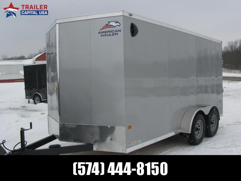 2021 American Hauler Arrow 7x14 Deluxe Enclosed Cargo Trailer