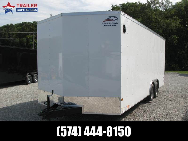 2022 American Hauler Arrow 8.5x20 Deluxe Enclosed Cargo Trailer