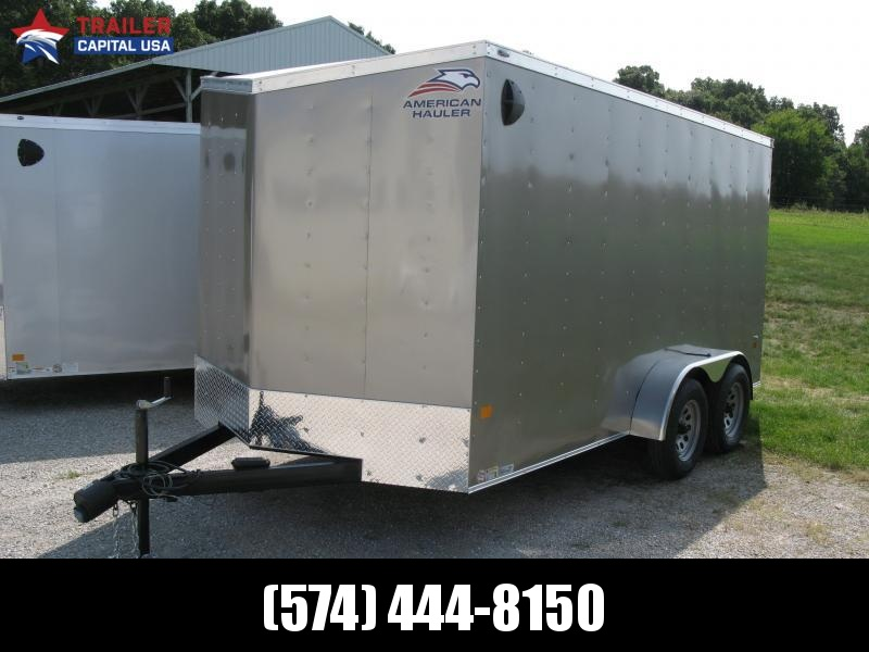 "2021 American Hauler Arrow 7x14 Basic 6'6"" Enclosed Cargo Trailer"