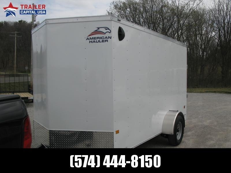 2021 American Hauler Arrow 6x12 Basic Enclosed Cargo Trailer