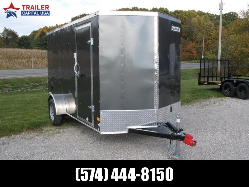 "2021 Haulmark Passport 6x12 Deluxe 6'6"" Interior Height Enclosed Cargo Trailer"