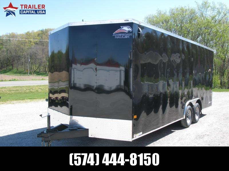 2021 American Hauler Arrow Deluxe Enclosed Cargo Trailer