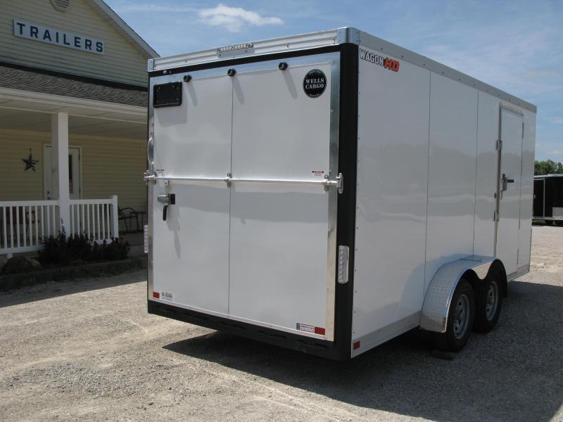2022 Wells Cargo Wagon V HD 7x16 Enclosed Cargo Trailer
