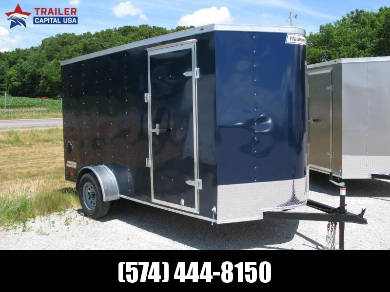"2020 Haulmark Passport 6x12 Deluxe - 6'6"" Interior Height Enclosed Cargo Trailer"