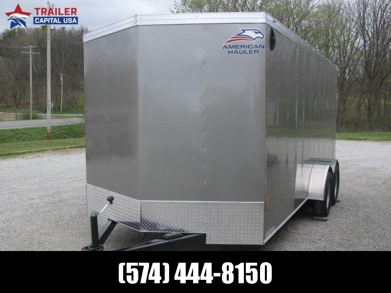 2021 American Hauler Arrow 7x16 Basic Enclosed Cargo Trailer