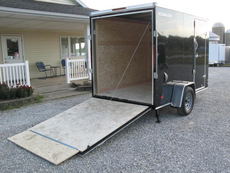 2022 Wells Cargo Fast Trac 6x10 Deluxe Enclosed Cargo Trailer