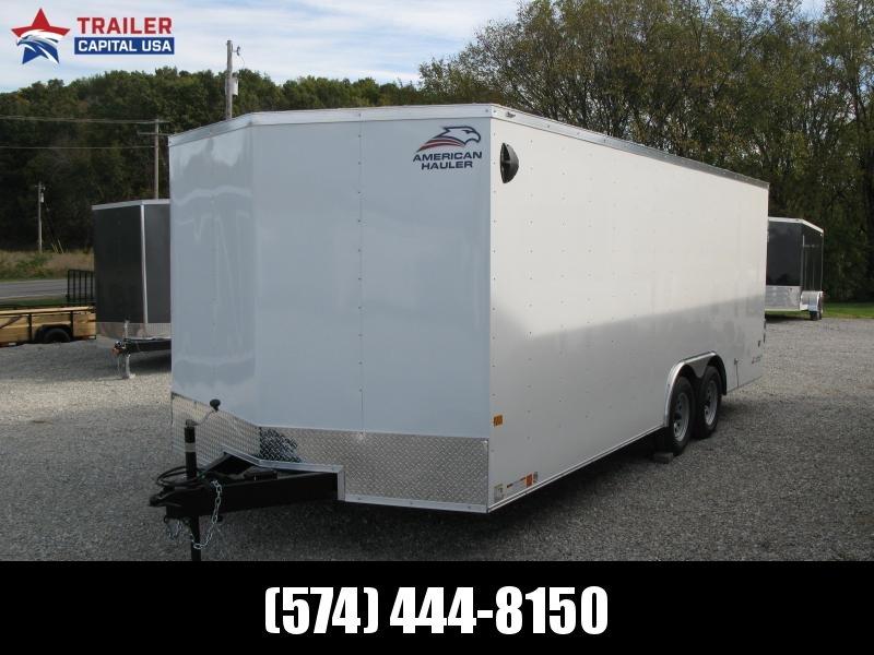 2022 American Hauler Arrow 8.5x20 Enclosed Cargo Trailer
