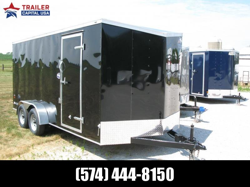 "2021 American Hauler Arrow 7x16 Basic 6'6"" Enclosed Cargo Trailer"