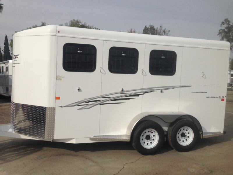 2021 Trails West 3 Horse BP Trailer