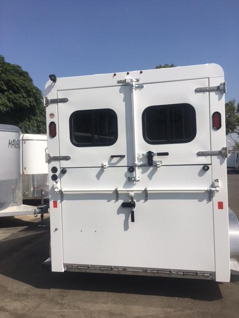 2021Trails West  ROYALE SXST 2 Horse Trailer