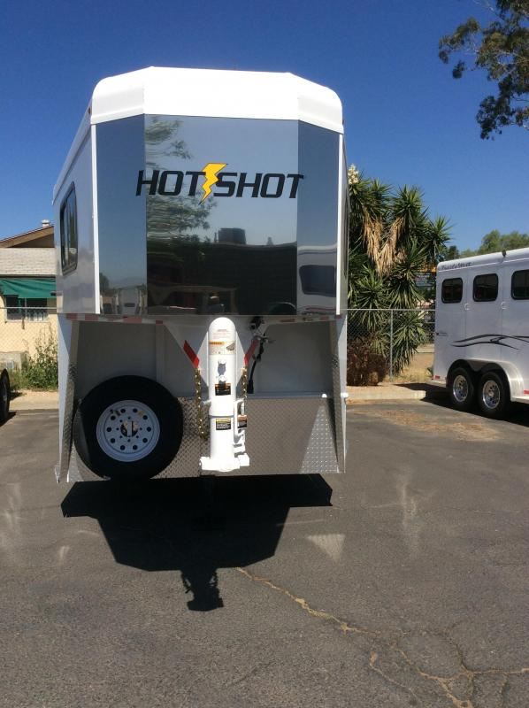 2019 Trails West Hot Shot Stock Combo 20' (GN)