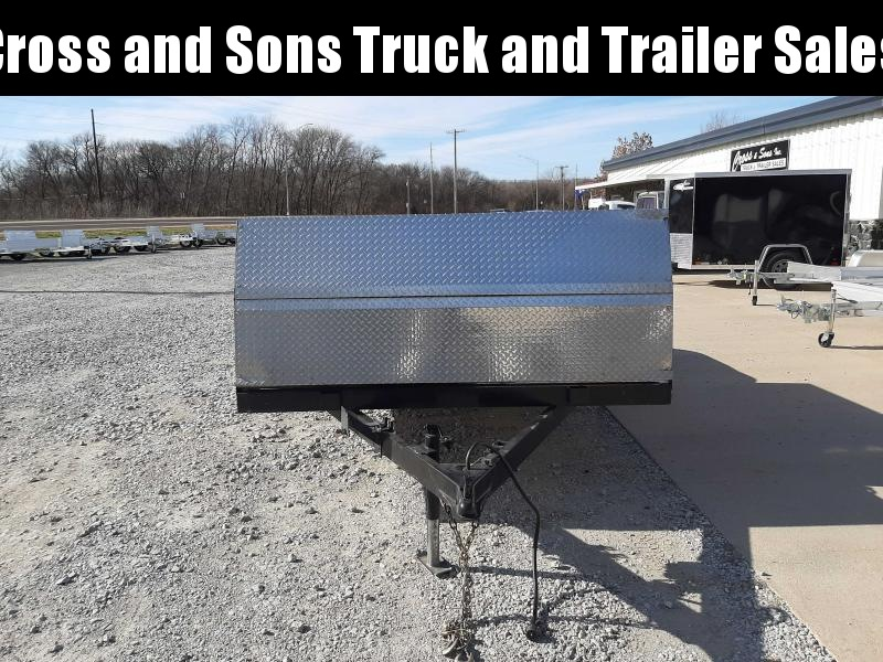 2019 Hull 84X18 Utility Trailer