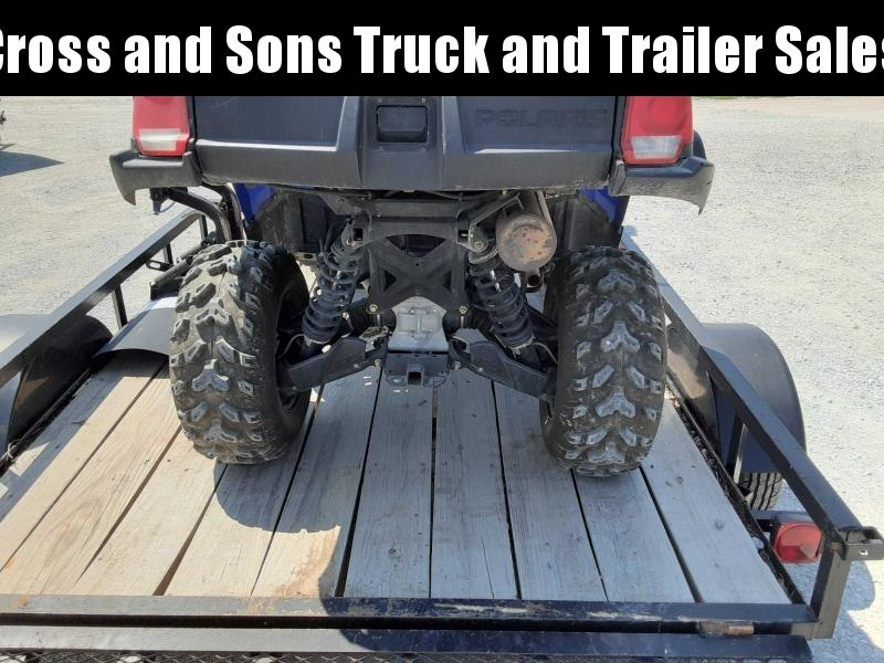 2018 Carry-On 6X8 Utility Trailer