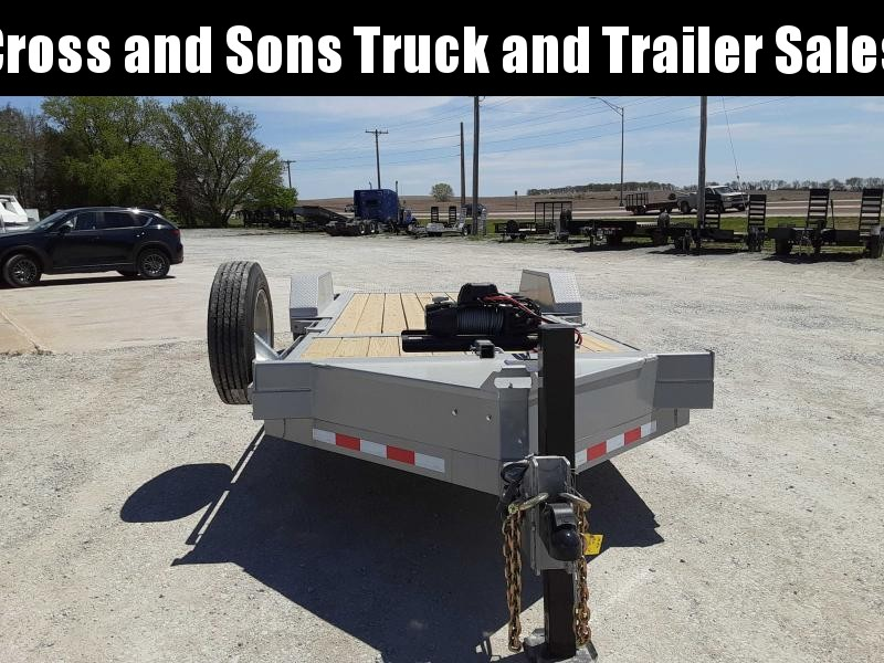 2021 Midsota TB-22 Equipment Trailer
