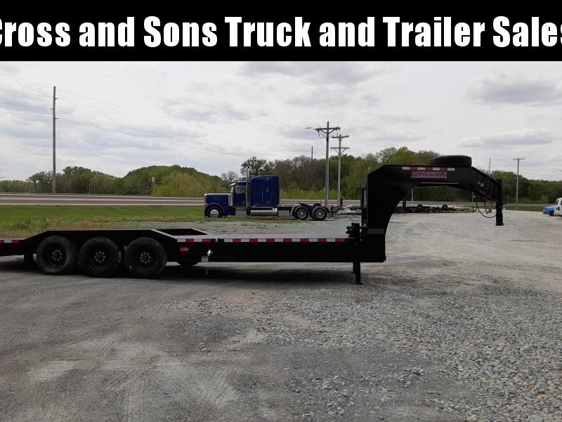 2021 Midsota TBWB-26 Equipment Trailer