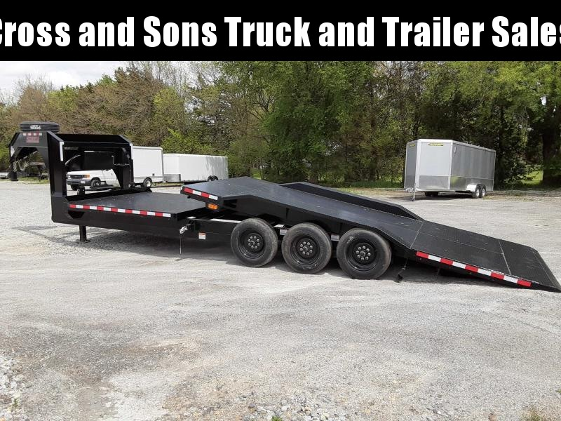 2021 Midsota TBWB-26 Equipment Trailer