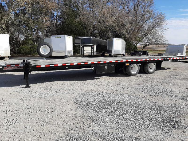 2021 Midsota FB33-BP Equipment Trailer