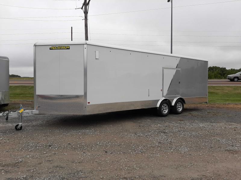 2021 Aluma AE824 Enclosed Cargo Trailer