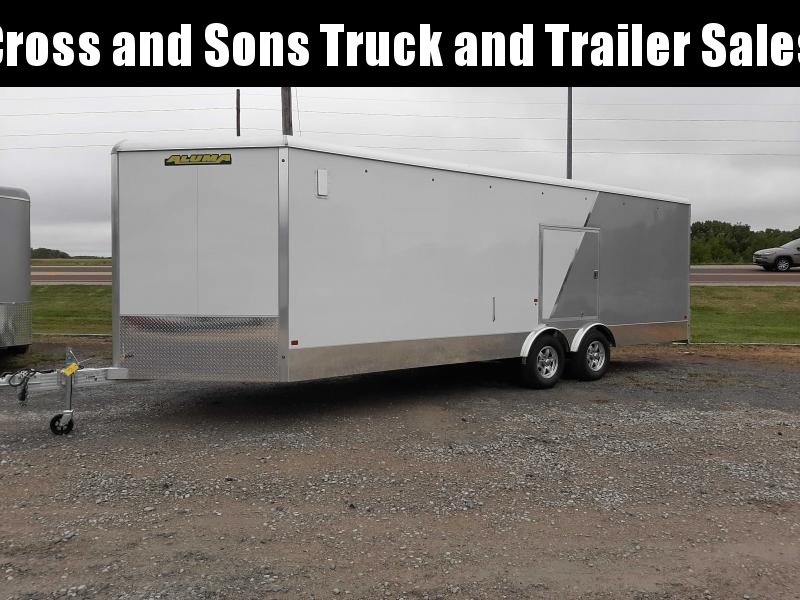 2021 Aluma AE824 Enclosed Cargo Trailer